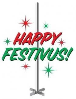 """Happy Festivus, Georgy!"":  How Seinfeld continues to be a cultural force 17 years after its end"