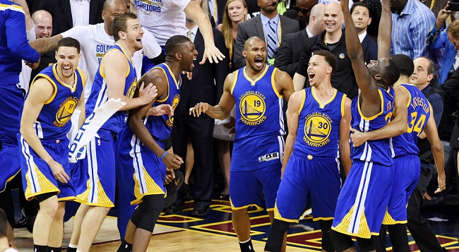 Are the 2016 Golden State Warriors the Greatest NBA Team ...