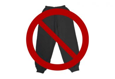 Five Lies You Are Telling Yourself If You Wear Sweatpants