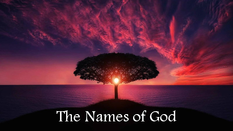 What's In a Name? The Names of God