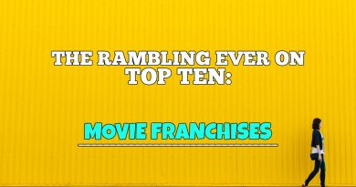 The Top Ten Movie Franchises of All Time (Part One)