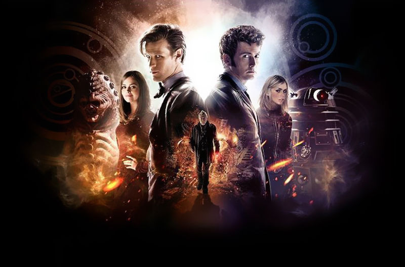 Five Doctor Who Episodes My Wife and I Are Watching For Halloween