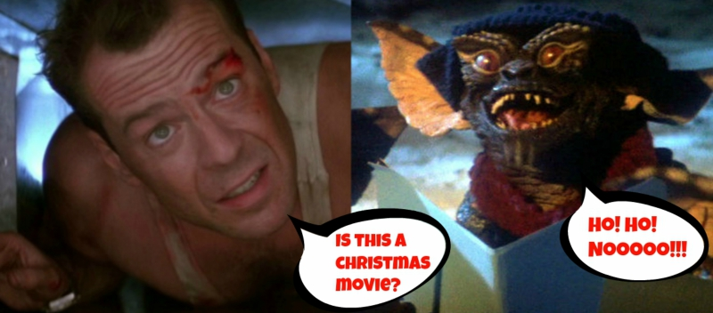 Five Reasons Why Die Hard and Gremlins Will Never Be Christmas Movies