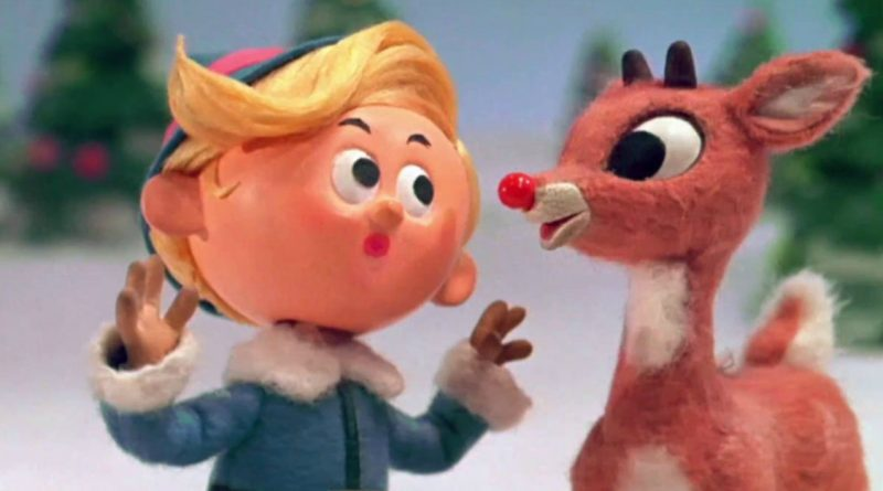 Rudolph red nose reindeer movie