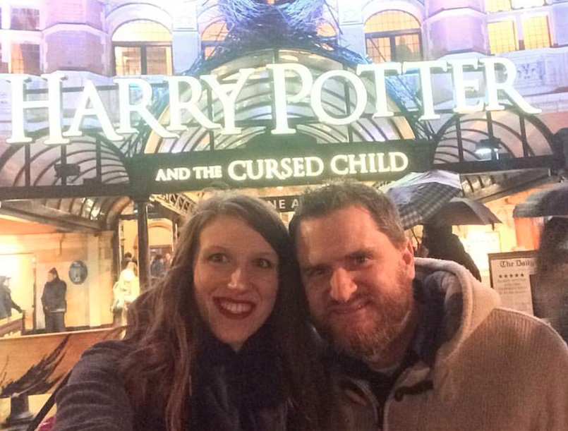 """An American Muggle in London"": Our Geek Trip of a Lifetime"