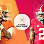 Championship Game Preview: Can '16 Alabama be the Greatest Team of The Modern Era?