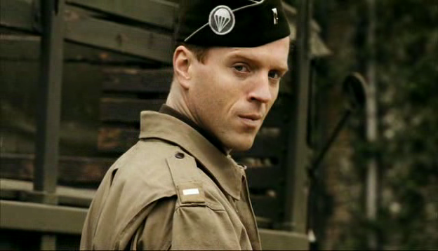 Major Richard Winters in Band of Brothers