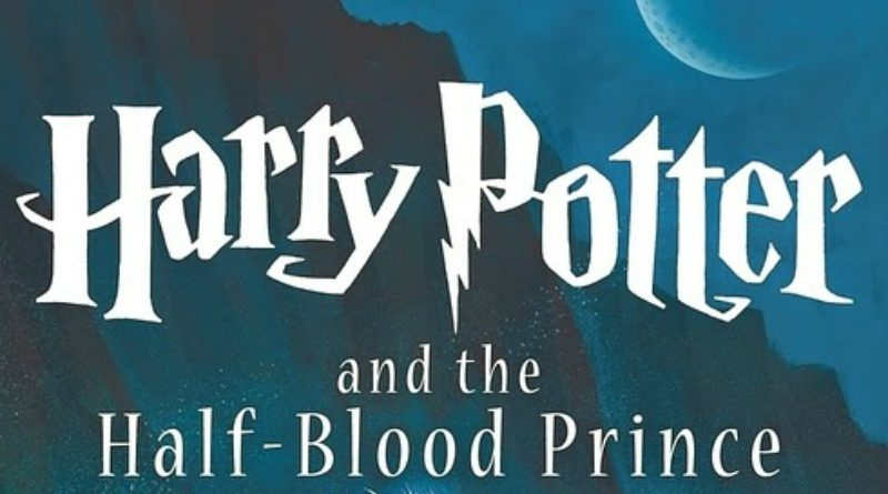Harry Potter and the Half-Blood Prince cover