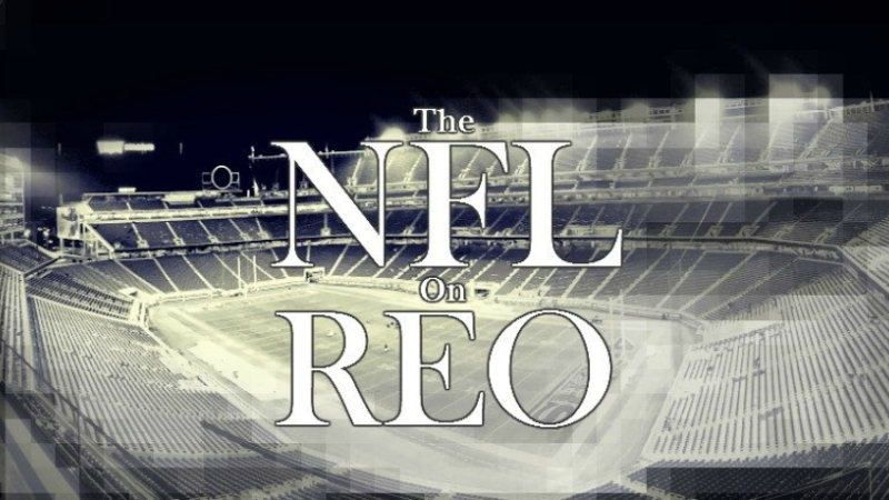 The NFL on REO: The Deep Breath Before the Plunge