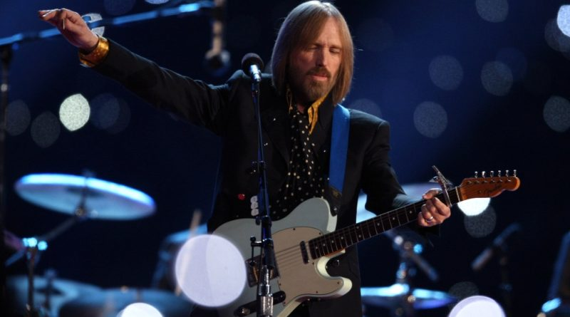 Tom Petty at the Super Bowl