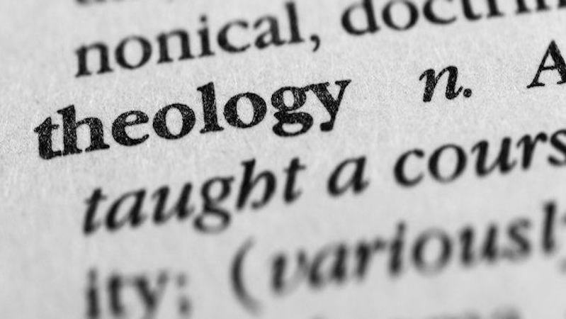 Five Theological Sounding Words Christians Should Know and Use