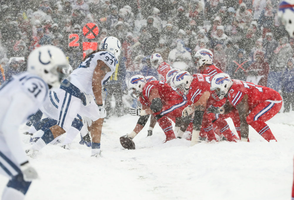 Colts vs. Bills