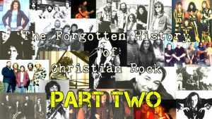 The History of Christian Rock