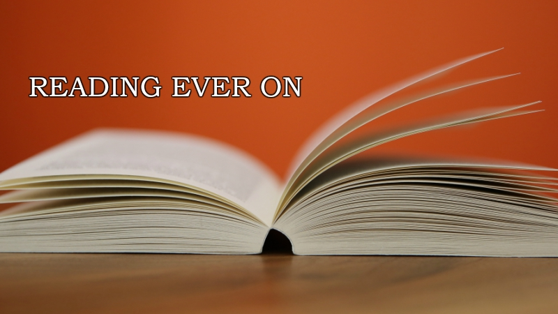 Reading Ever On: March 2017