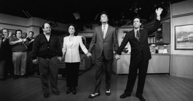 The Time Of Our Life: Remembering The Night Seinfeld Ended