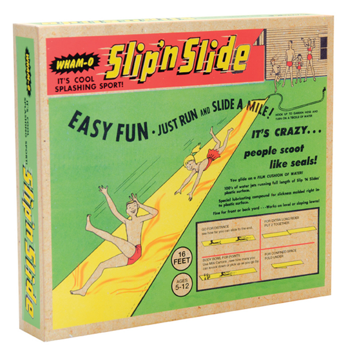 Classic Toys of Our Youth - Slip'N Slide