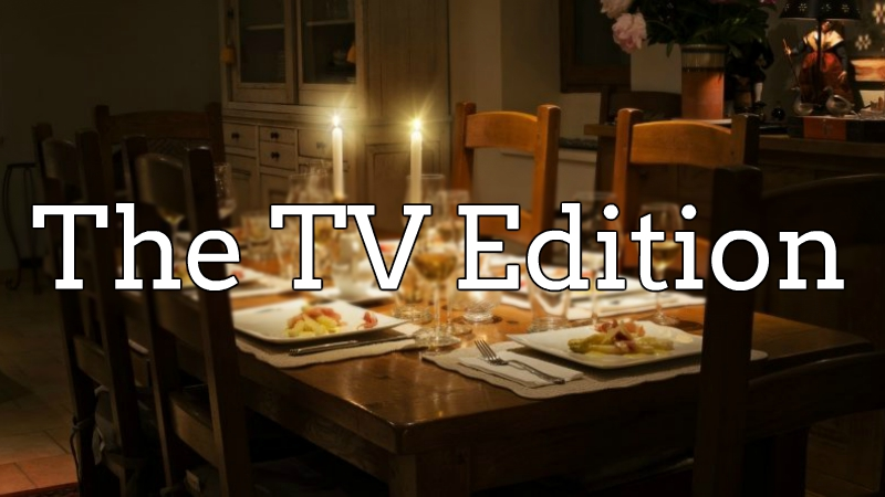 Around the Table: Five of Our Favorite TV Dinner Scenes