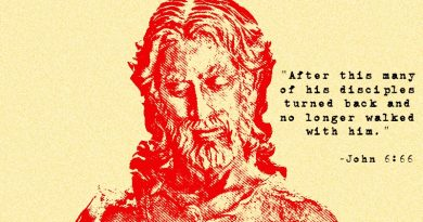 Jesus Is Offensive: Let Him Be (Part 3)