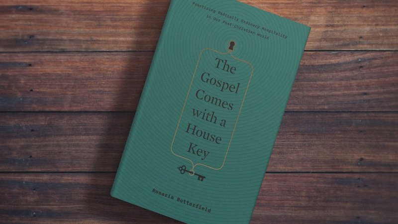 Book Review: The Gospel Comes With A House Key