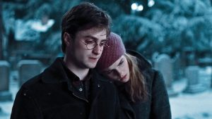 Harry and Hermione - one thing I would change about the Harry Potter books
