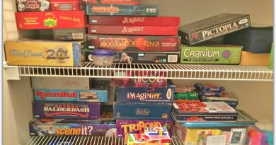 Recommended Board Games for Family Game Night
