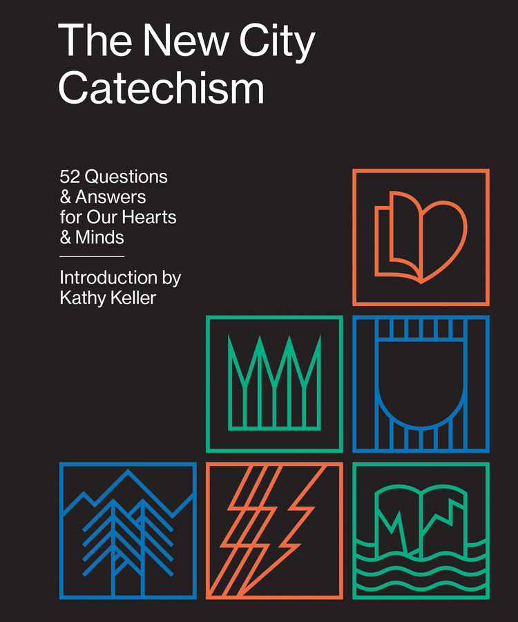 Children's Devotions Recommendations - The New City Catechism