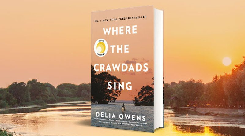 """500 Words or Less Review: """"Where the Crawdads Sing"""" (Spoiler Free)"""