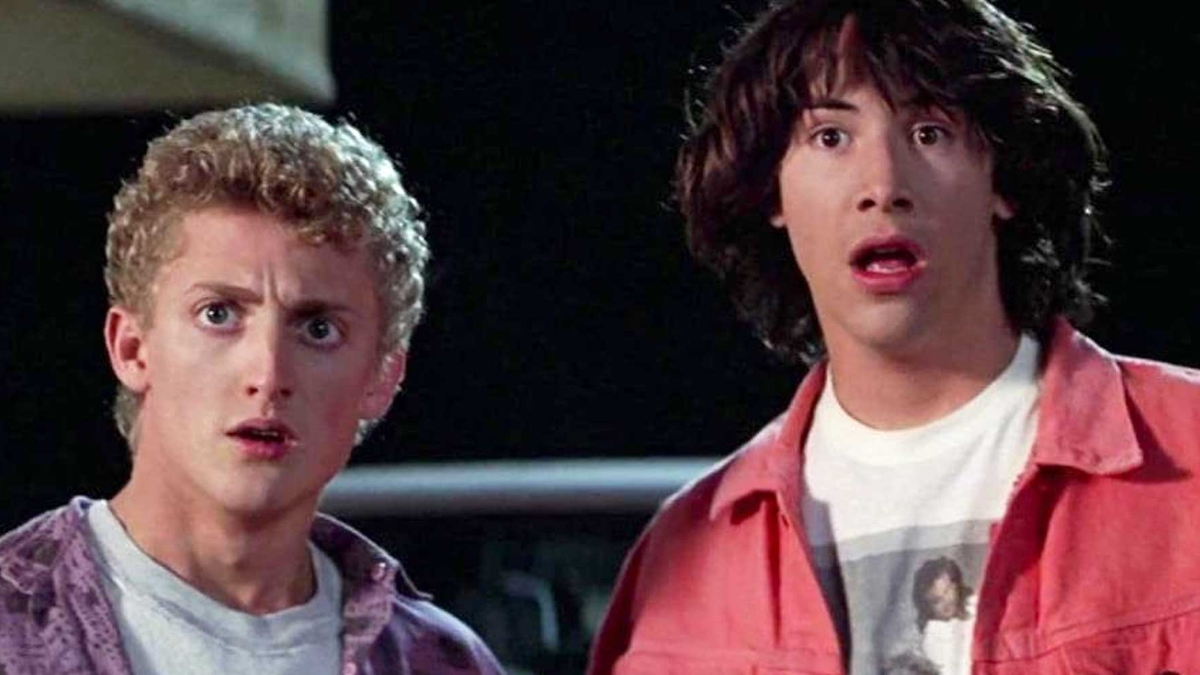 Five Most Excellent Life Lessons From Bill and Ted