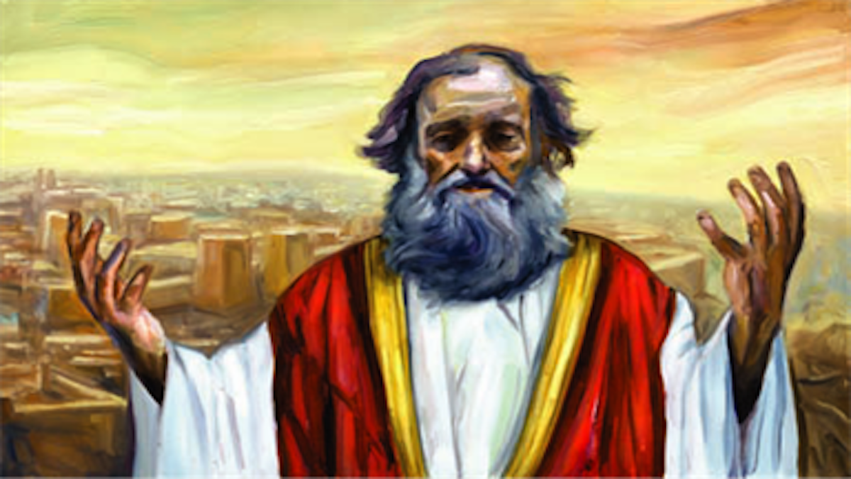"""The Plans God Had For Him"": The Powerful Story of Jeremiah"