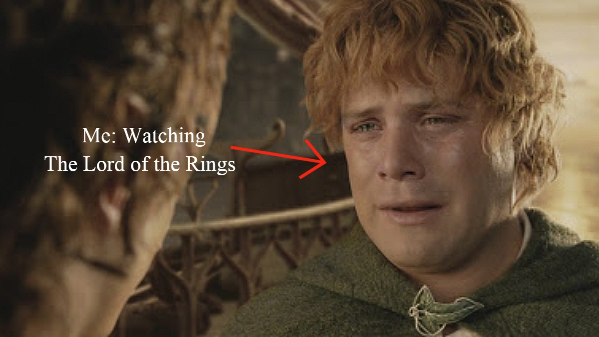 Five Times The Lord of the Rings Makes Me Cry