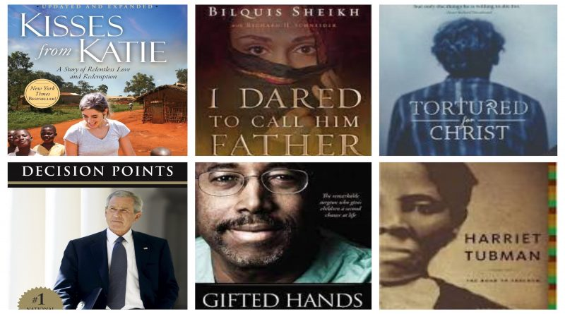 Summer Reading: Seven More Biographies That I Recommend