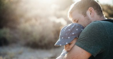 Present Tense Parenting