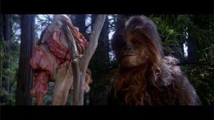 Star Wars: Return of the Jedi - Chewie Takes the Bait