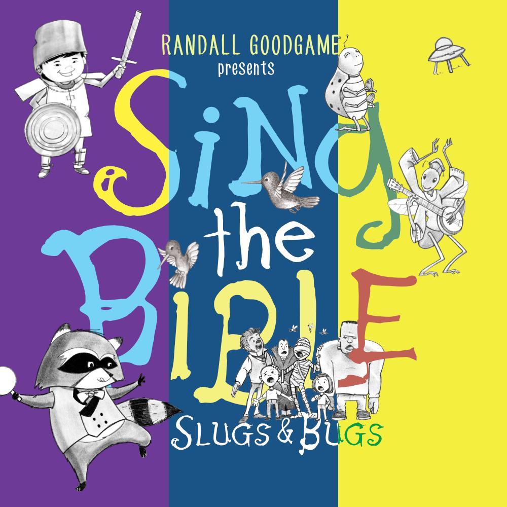 Children's Devotions Recommendations - Slugs & Bugs Sing the Bible