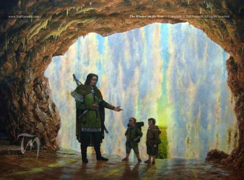Tolkien vs Peter Jackson: Faramir