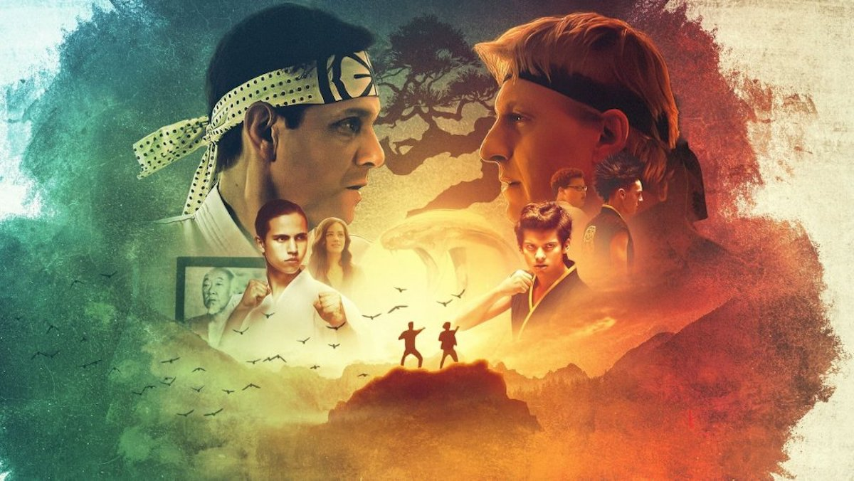 Cobra Kai Season Two: A Reaction, Not A Review